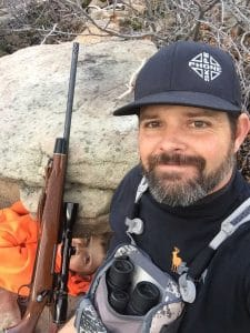 Rifle, Hunt, Father Son