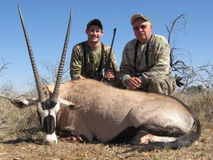 TROPHY HUNTING HUNTING FOR MEAT