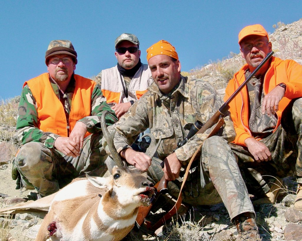 HUNTING WITH VETERANS