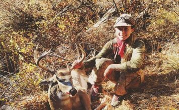 WOMEN HUNTERS ON THE RISE