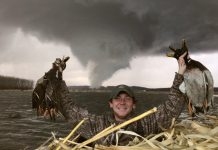 TORNADOES AND DUCK HUNTING