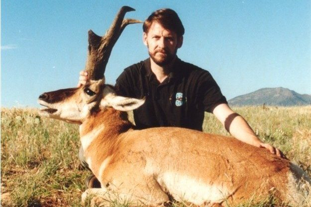 POPE & YOUNG WORLD RECORD PRONGHORN