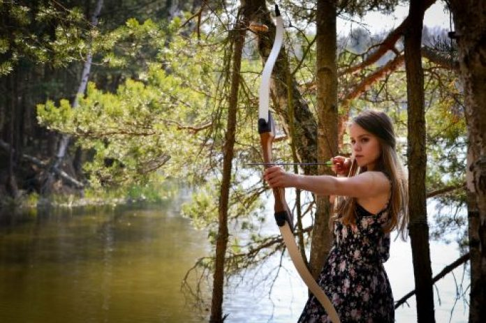 Become an outdoors-woman