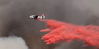 DEPARTMENT OF INTERIOR PLANS TO BATTLE WILDFIRES