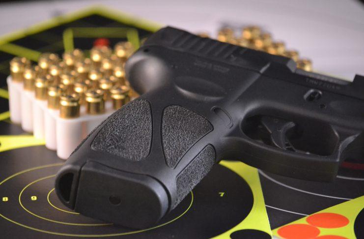 BIDEN CALLS FOR NATIONAL GUN BAN