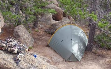 Choosing Quality Shelter for Set-Up on High Country Hunting Trips