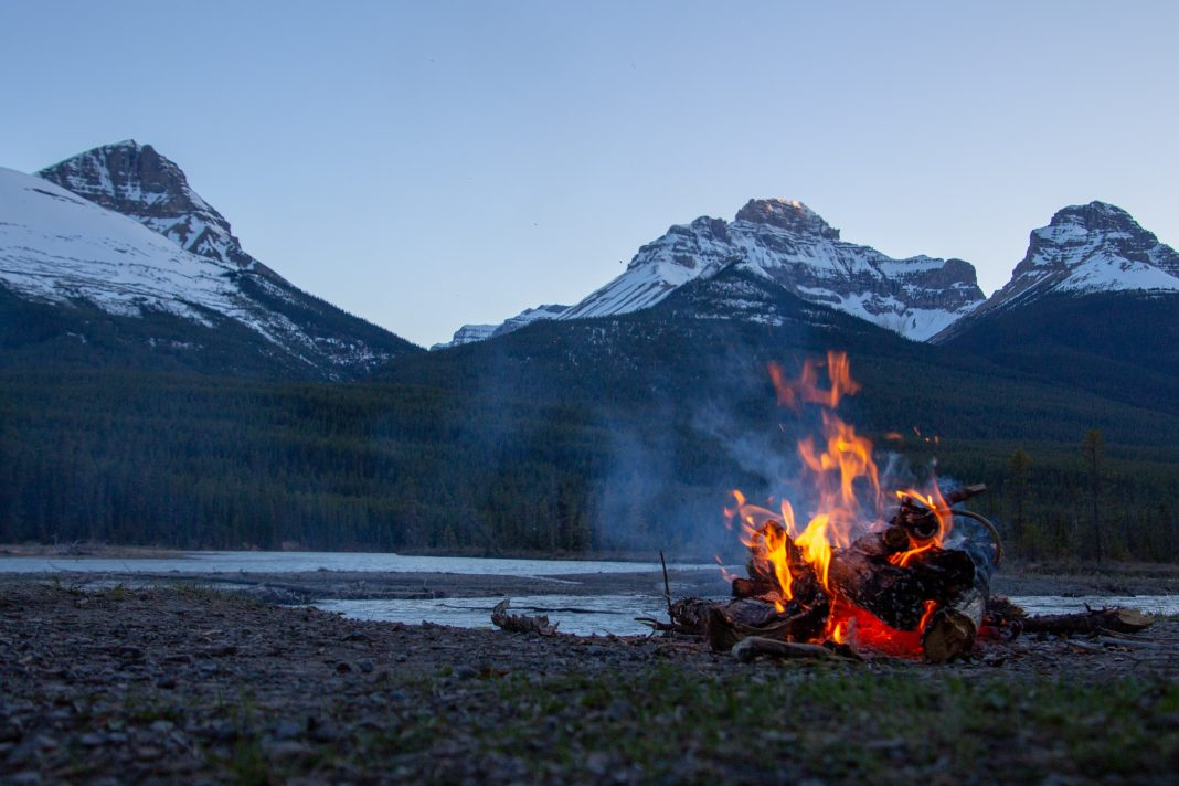 CAMPFIRE AND TARGET SHOOTING RESTRICTIONS LIFTED