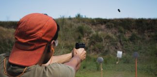 AUGUST IS NATIONAL SHOOTING SPORTS MONTH