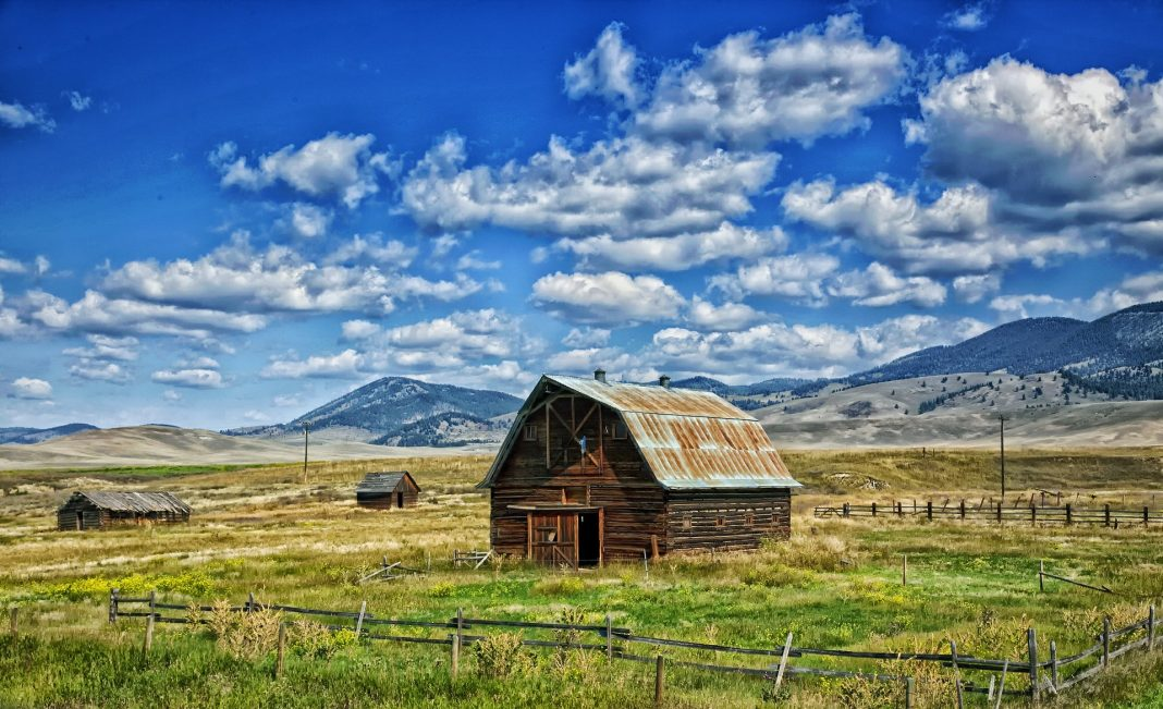 MONTANA HAS MILLIONS OF ACRES OF HUNTABLE PRIVATE LAND
