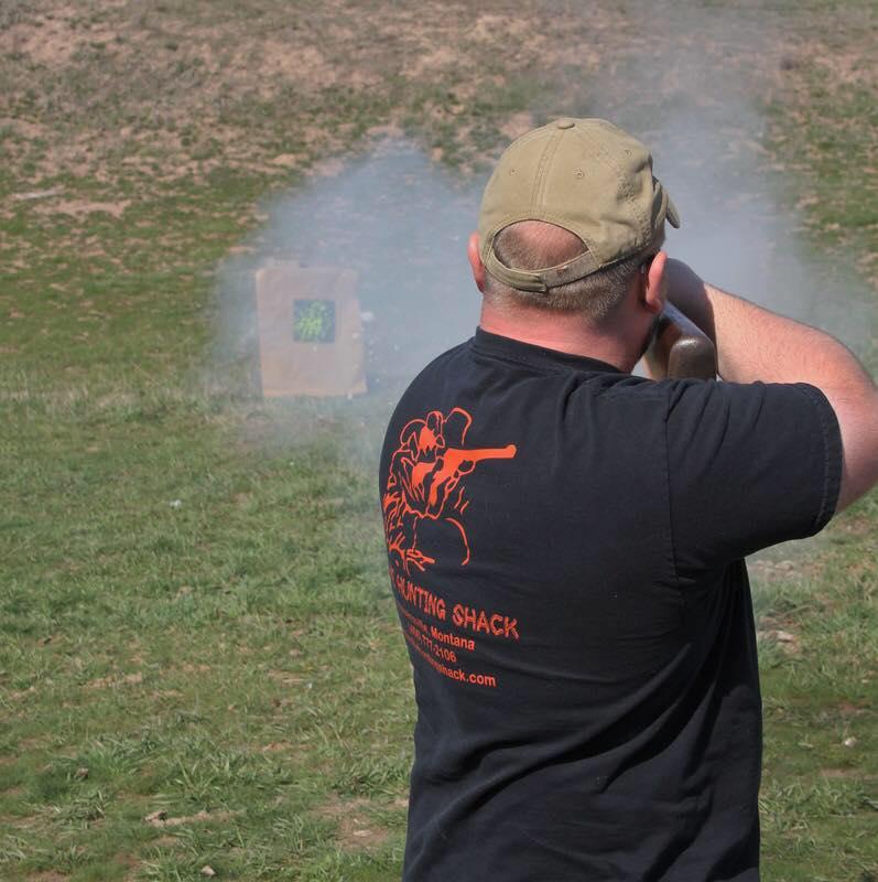 Muzzleloading Shotgun