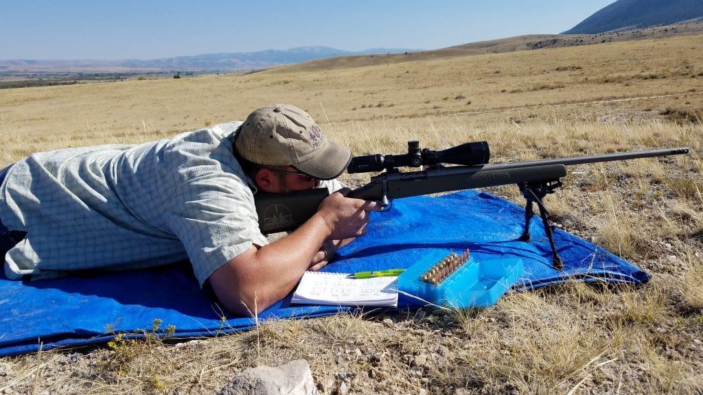 long range shooter