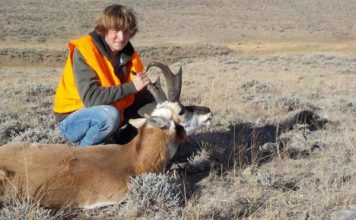 PRONGHORNS AND KIDS