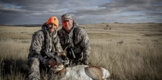 PUBLIC OR PRIVATE PRONGHORN