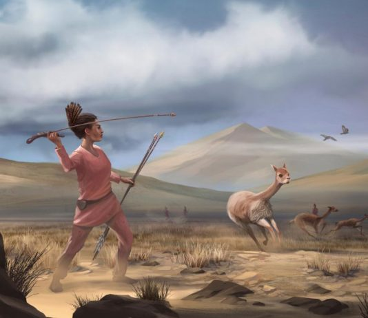 ICE AGE REMAINS PROVE THAT WOMEN WERE HUNTERS